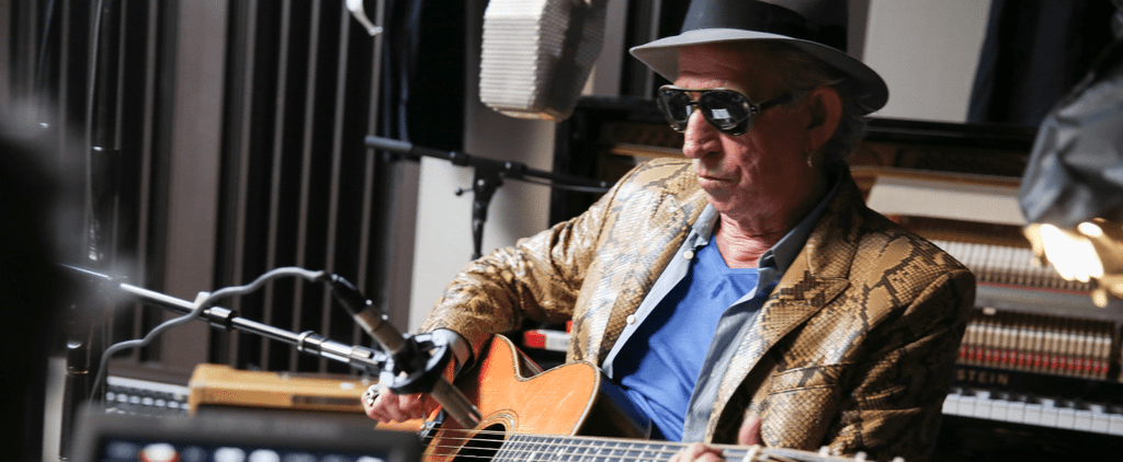 Watch the Trailer For Netflix's Keith Richards Documentary