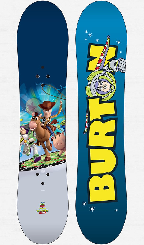 Woody Chopper Toy Story Snowboard ($200)