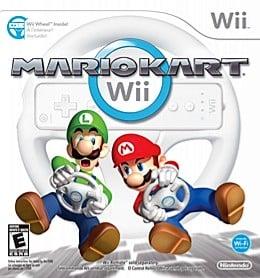 Mario Kart Wii Coming April 27