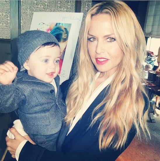 Rachel Zoe Opens Office Nursery For Working Moms