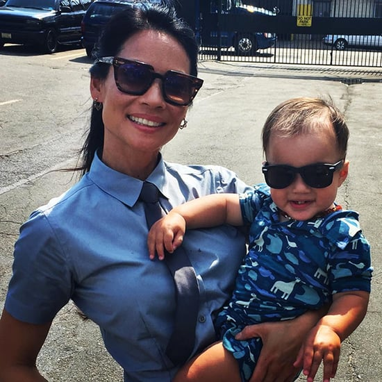 Lucy Liu Celebrates Son Rockwell's First Birthday: 'This Has Been the Most Incredible Year'