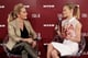 Kate Bosworth spoke with Melissa Hoyer at a promotional event for her skin care line in Sydney.