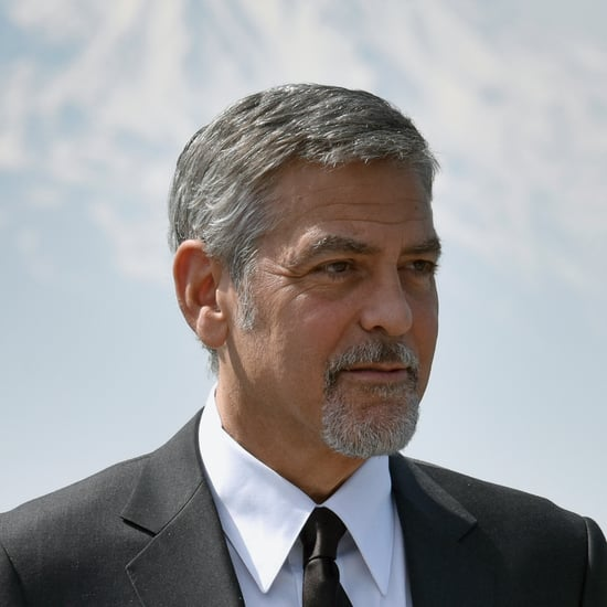 Who Plays Old George Clooney In The Monuments Men