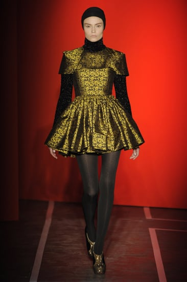 New York Fashion Week: Jonathan Saunders Fall 2009