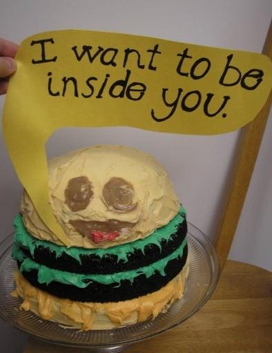 Threadless + Cakes = Awesome Contest Idea