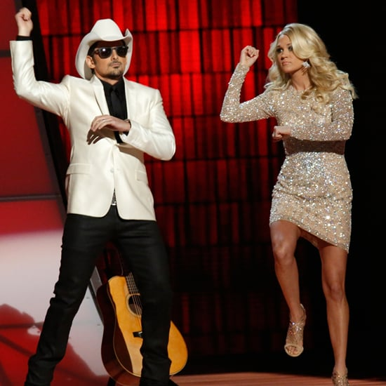Carrie Underwood and Brad Paisley Host 2013 CMAs | Video