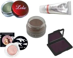 BellaSugar's Top Five Cream Eye Shadow Picks