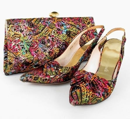 Vintage Matching Shoes and Bag: Love It or Hate It?