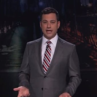 "Jimmy Kimmel ""I Told My Kid I Ate All Their Halloween Candy"""