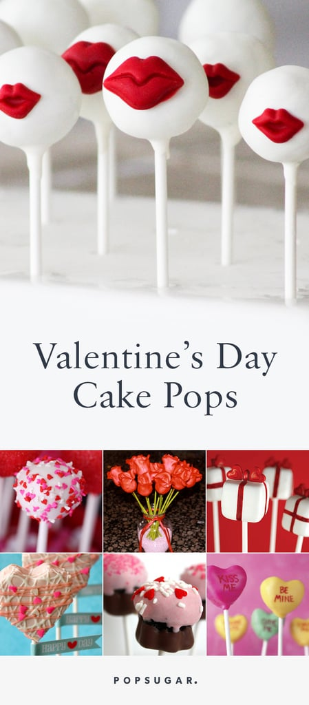 20 Valentine's Day Cake Pops For Your Little Sweethearts