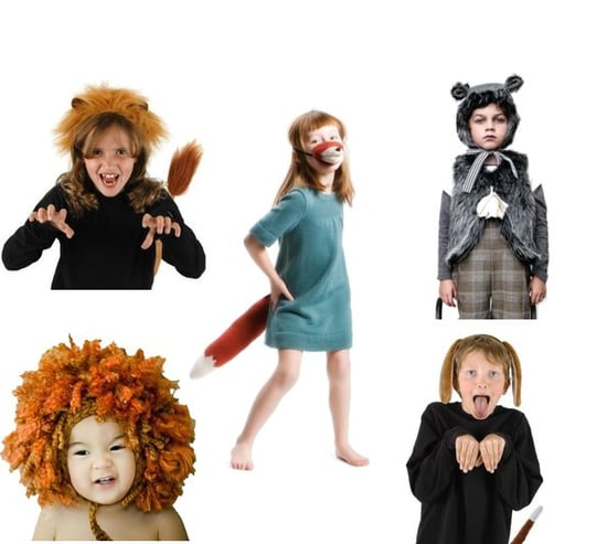 Easy Halloween Costumes For Kids