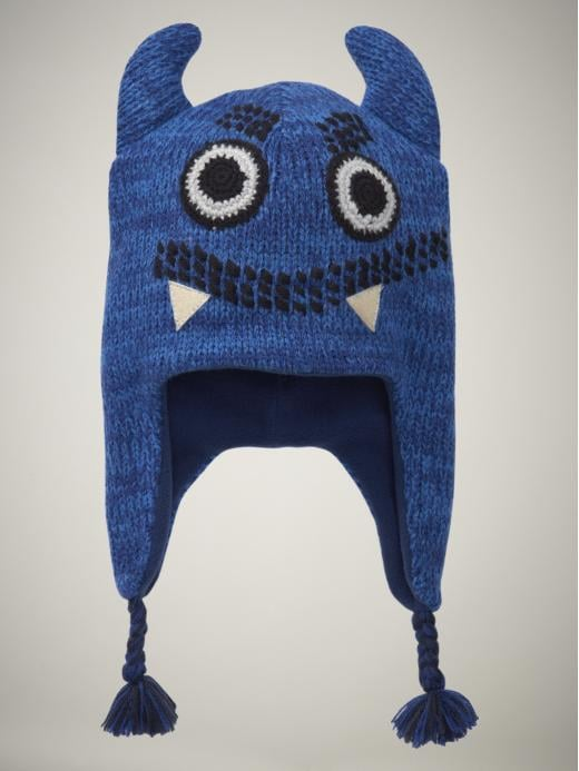 Friendly Monster Trapper Hat