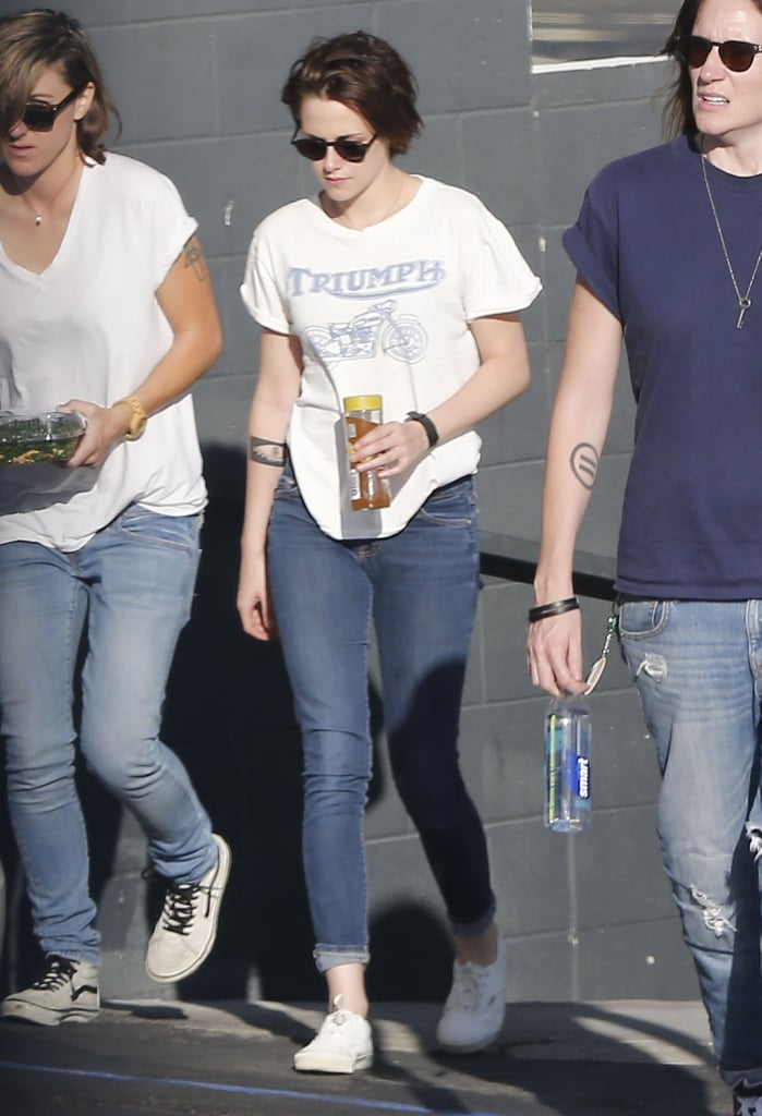 Kristen Stewart Must Have Discovered a Cure For Jet Lag