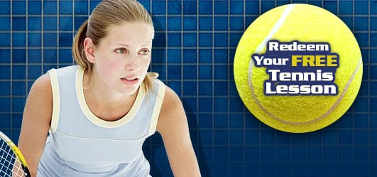 Free Tennis with Soap: A Love-Love Situation