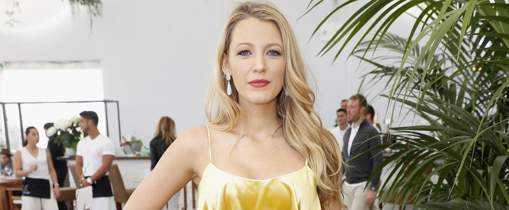 Blake Lively Shows Us the True Meaning of a Summer Sundress at Cannes