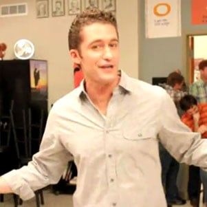 Matthew Morrison Responds to Jonah Hill on Jimmy Fallon