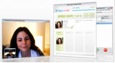 Would You Be Open to Speed Dating on Skype?