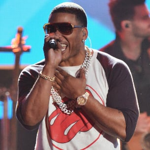 Nelly Performance at the American Music Awards 2013