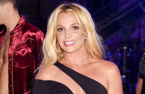 Definitive Proof Britney Spears Has One Signature Pose for Every Red Carpet