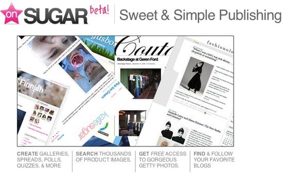 Blog Like Us With OnSugar!