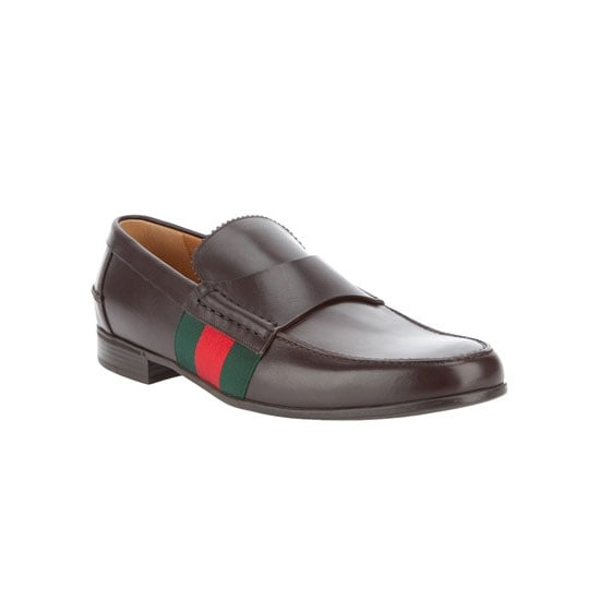 Loafers, approx $364, Gucci at Far Fetch