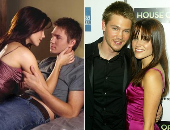 Chad Michael Murray and Sophia Bush