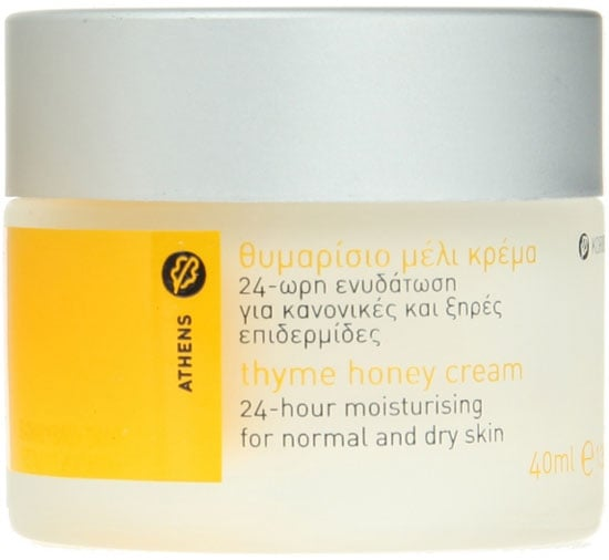 Reader Review of the Day: Korres Thyme Honey 24-Hour Moisturizing Cream