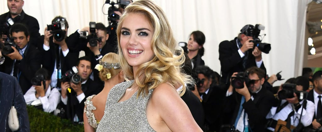 Kate Upton Accessorized Her Topshop Dress With a Brand-New Engagement Ring