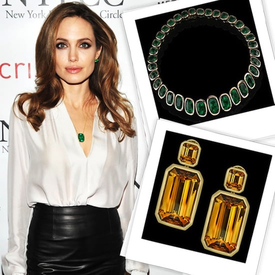 Angelina Jolie Jewelry Collection With Robert Procop