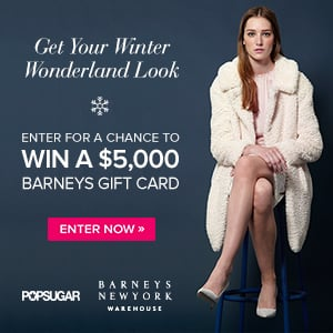 Win a Barneys Warehouse Gift Card