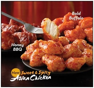 Wendy's Introduces Boneless Chicken Wings