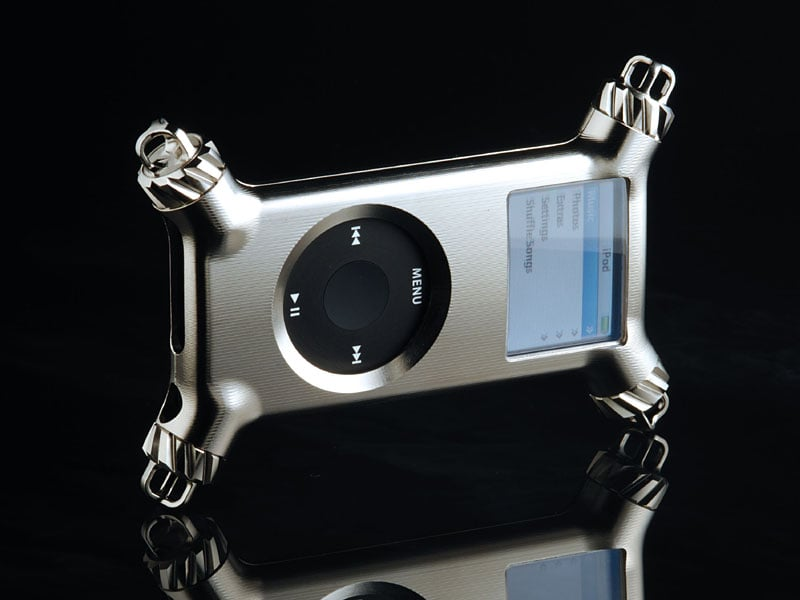 Titanium iPod Nano Case Will Set You Back $819