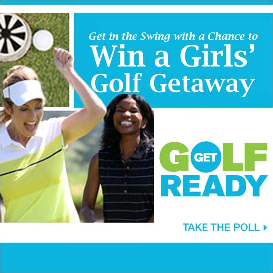 Get in the Swing With a Chance to Win a Girls' Golf Getaway to PGA National Resort in Palm Beach Gardens, FL