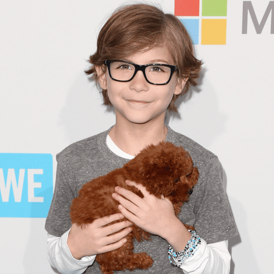 Jacob Tremblay at WE Day April 2016
