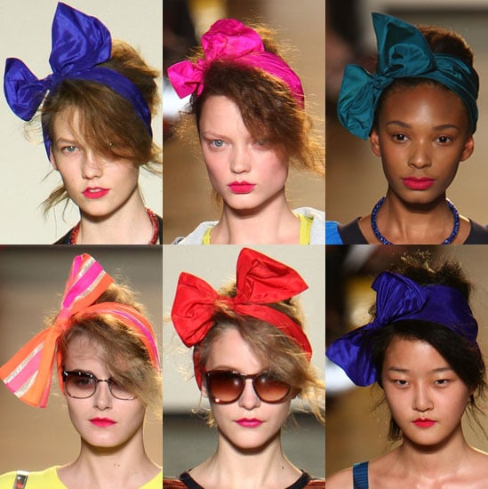 Pictures of Hair Bows at Marc by Marc Jacobs