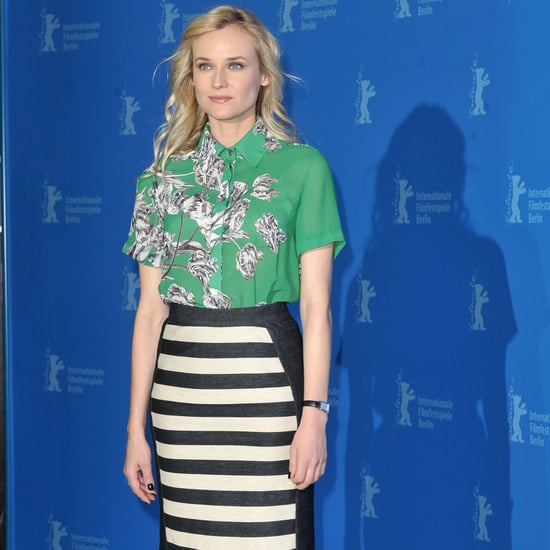 Diane Kruger at the Berlin Film Festival Pictures