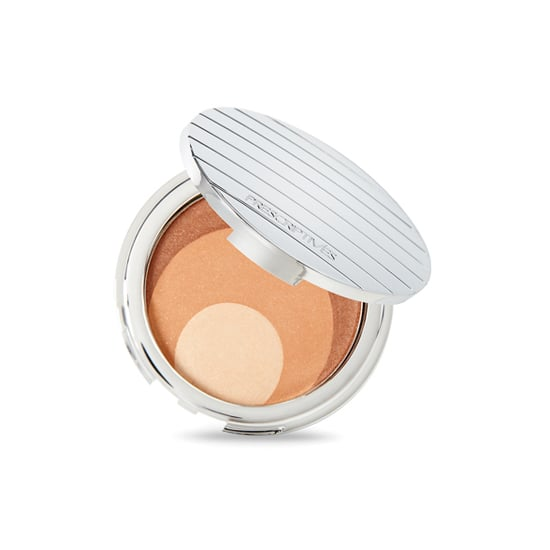 It's never a good sign when someone asks if you are taking fewer vacations than usual (ouch!). So while I hunt for cheap flights to somewhere sunny, I'm faking a getaway glow with the Prescriptives Sunsheen Bronzing Trio ($35). It's just enough color and shimmer without making me look like I'm trying too hard.  — MLG