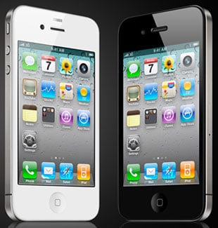 White iPhone 4 vs. Black iPhone 4