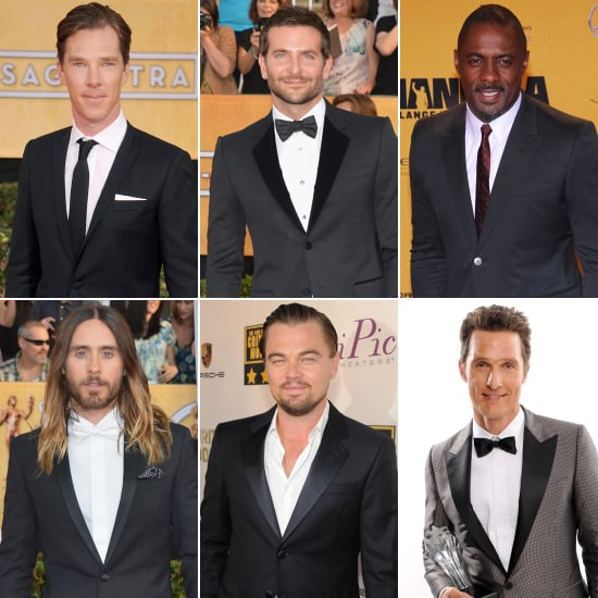 Sexiest Man of Award Season 2014 | Poll