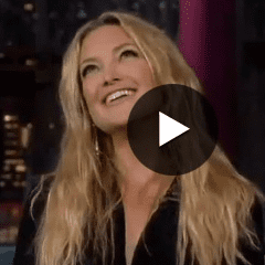 Kate Hudson Talks About Her Sons