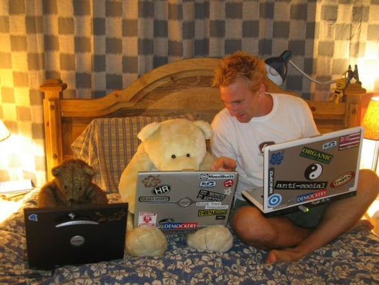 Who Is the Techie in Your House?