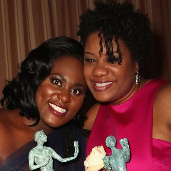 Danielle Brooks and Adrienne C. Moore Interview 2016
