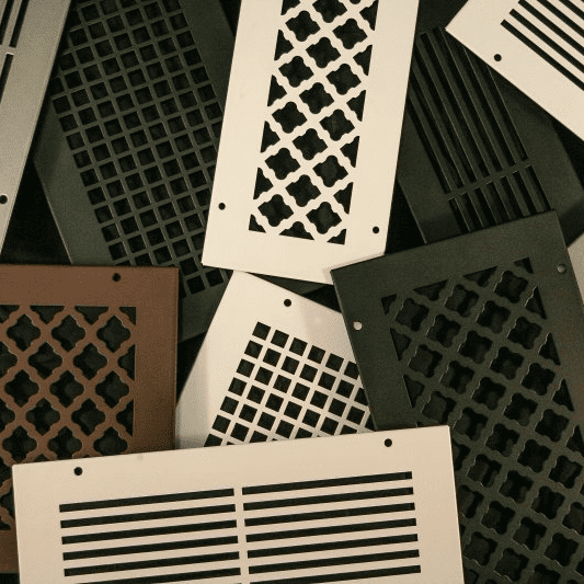 How to Beautify Air Vents