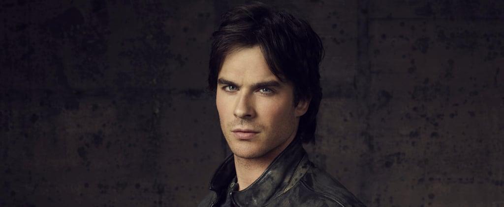 A Tribute to Damon Salvatore, the Ultimate Vampire Bad Boy