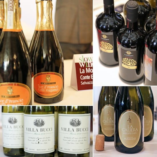 Savor Our Top Picks From an Italian Slow Wine Tasting
