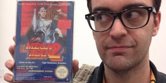 Meet The Man Who Wants To Bring Back Your Childhood, One Game At A Time