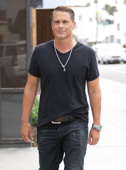 Rob Lowe reportedly negotiating for position on Live! with Kelly Ripa