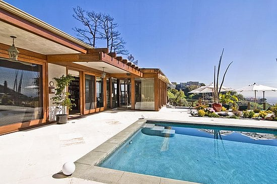 What You're Wanting:  Designs For Ryan Phillippe's Pool