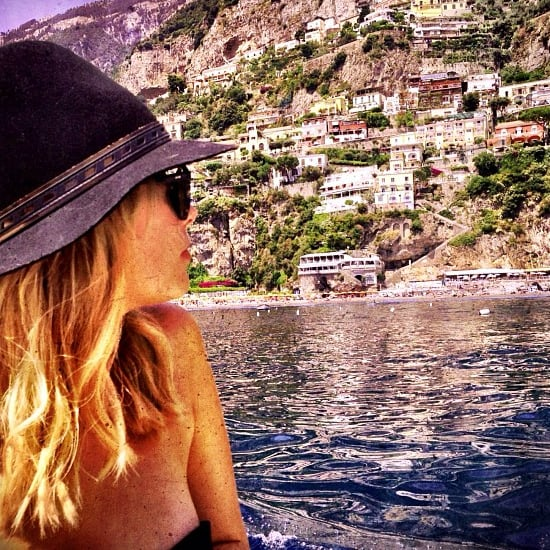 Celebrity Beach Hair And Holiday Hairstyle Inspiration