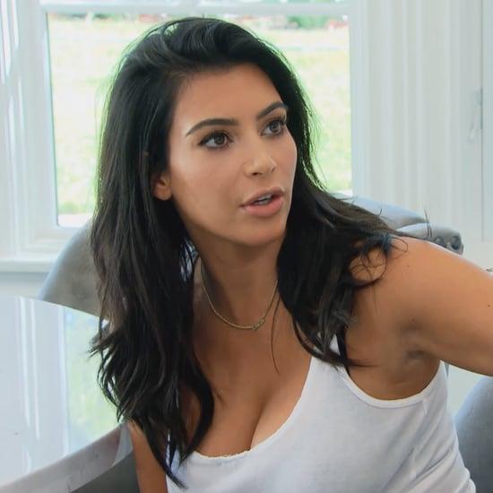 Kim Kardashian Says She Bought Her Sister's Career